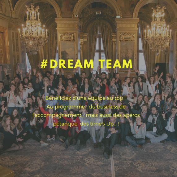 Le D3 - Dream Team Paris&CO