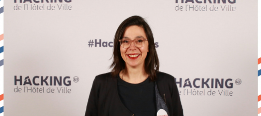 Anne Gousset, Directrice de l'incubation Paris&Co